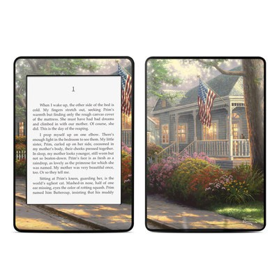 Amazon Kindle Paperwhite Skin - Hometown Pride