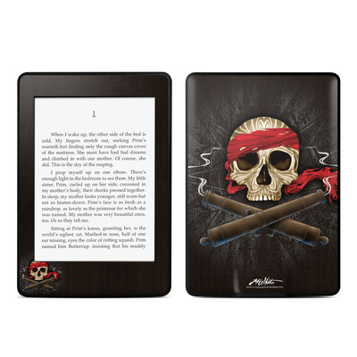 Amazon Kindle Paperwhite Skin - High Seas Drifter