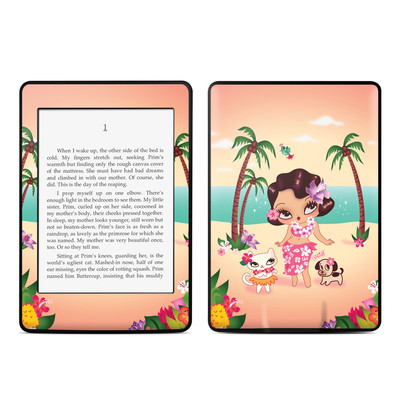 Amazon Kindle Paperwhite Skin - Hula Lulu