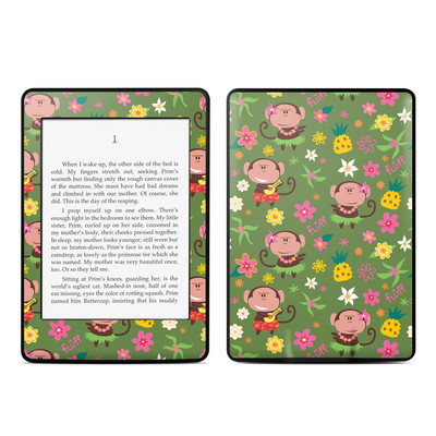 Amazon Kindle Paperwhite Skin - Hula Monkeys