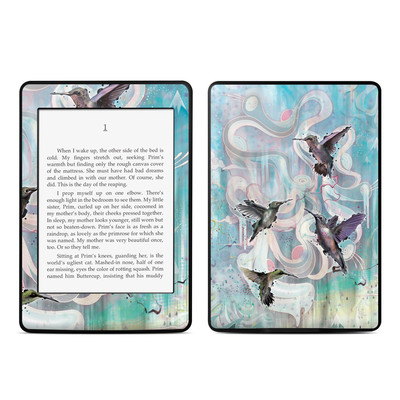 Amazon Kindle Paperwhite Skin - Hummingbirds