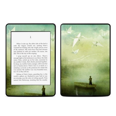 Amazon Kindle Paperwhite Skin - If Wishes