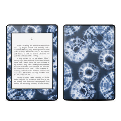 Amazon Kindle Paperwhite Skin - Indigo Tie Dye