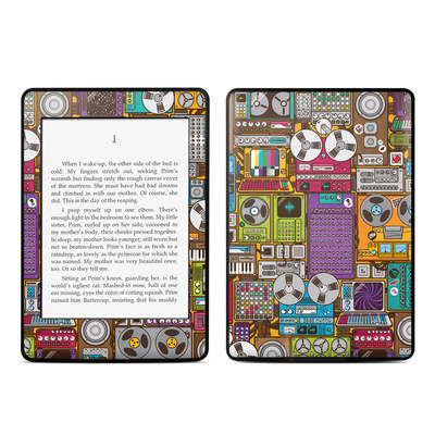 Amazon Kindle Paperwhite Skin - In My Pocket