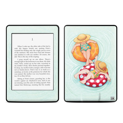 Amazon Kindle Paperwhite Skin - Inner Tube Girls