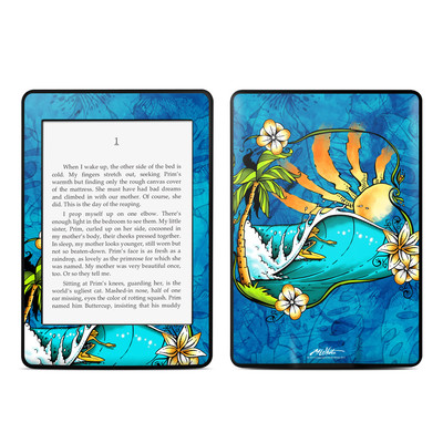 Amazon Kindle Paperwhite Skin - Island Playground