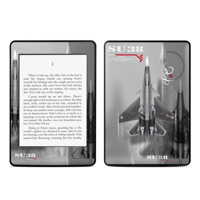 Amazon Kindle Paperwhite Skin - Jet Fighter