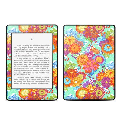 Amazon Kindle Paperwhite Skin - Jubilee Blooms