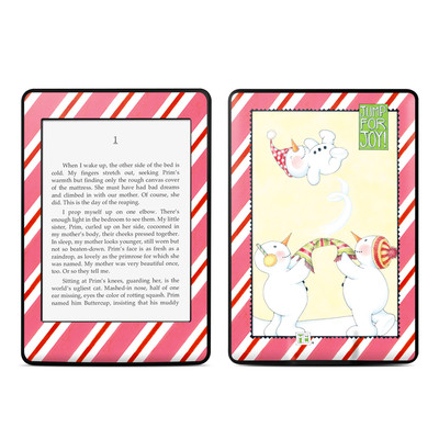 Amazon Kindle Paperwhite Skin - Jump for Joy