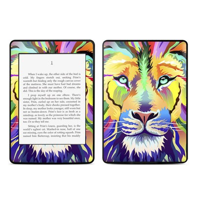 Amazon Kindle Paperwhite Skin - King of Technicolor