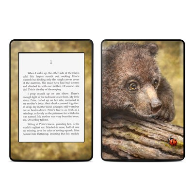 Amazon Kindle Paperwhite Skin - Kodiak Cub