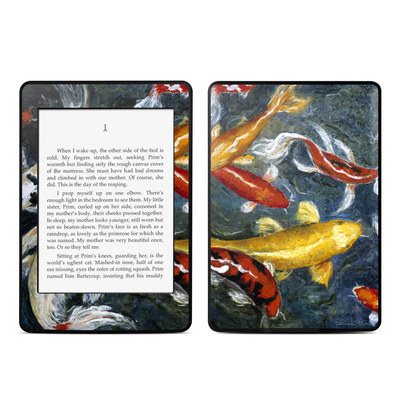 Amazon Kindle Paperwhite Skin - Koi's Happiness