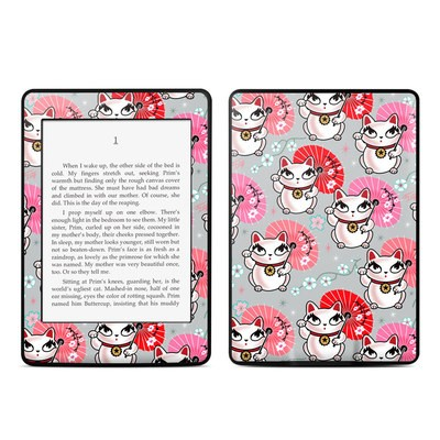 Amazon Kindle Paperwhite Skin - Kyoto Kitty