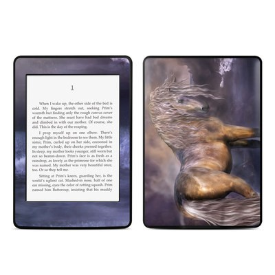 Amazon Kindle Paperwhite Skin - Lavender Dawn