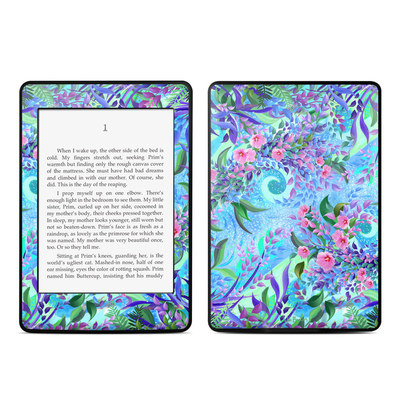 Amazon Kindle Paperwhite Skin - Lavender Flowers