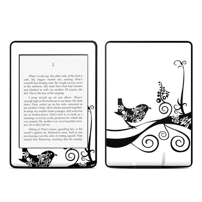 Amazon Kindle Paperwhite Skin - Little Curly
