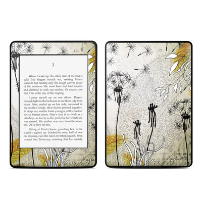 Amazon Kindle Paperwhite Skin - Little Dandelion