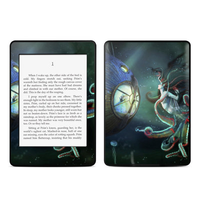 Amazon Kindle Paperwhite Skin - 20000 Leagues