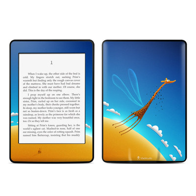 Amazon Kindle Paperwhite Skin - Learn to Fly