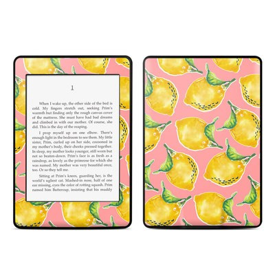 Amazon Kindle Paperwhite Skin - Lemon