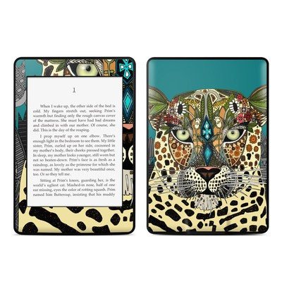 Amazon Kindle Paperwhite Skin - Leopard Queen