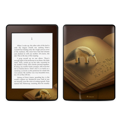 Amazon Kindle Paperwhite Skin - Lettereater