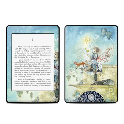 Amazon Kindle Paperwhite Skin - Libra