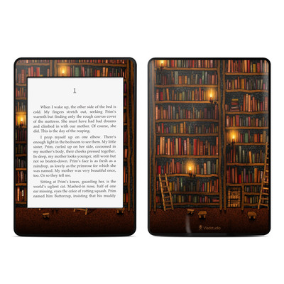 Amazon Kindle Paperwhite Skin - Library