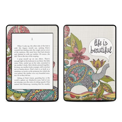 Amazon Kindle Paperwhite Skin - Life is Beautiful