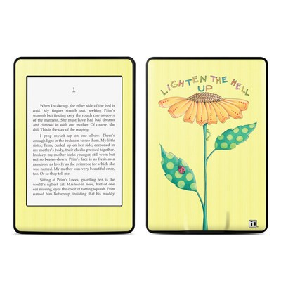 Amazon Kindle Paperwhite Skin - Lighten Up