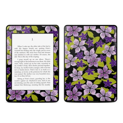 Amazon Kindle Paperwhite Skin - Lilac