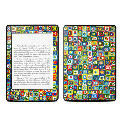 Amazon Kindle Paperwhite Skin - Line Dancing