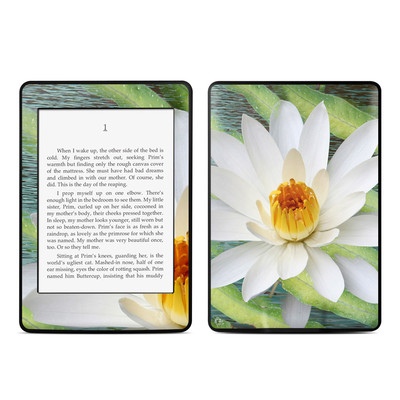 Amazon Kindle Paperwhite Skin - Liquid Bloom