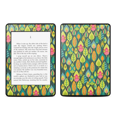 Amazon Kindle Paperwhite Skin - Little Leaves