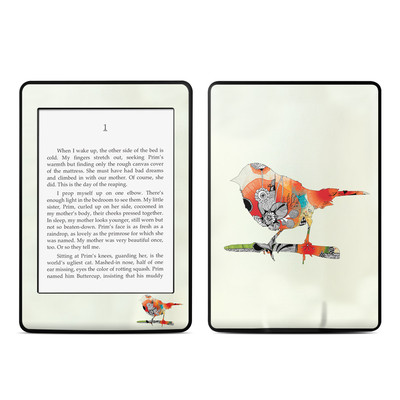 Amazon Kindle Paperwhite Skin - Little Bird