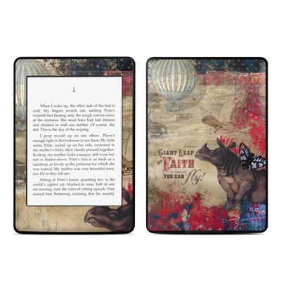Amazon Kindle Paperwhite Skin - Leap Of Faith