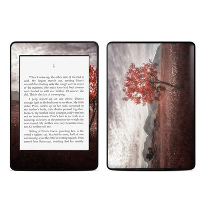 Amazon Kindle Paperwhite Skin - Lofoten Tree