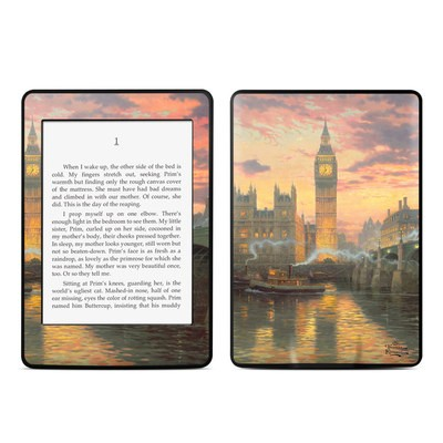 Amazon Kindle Paperwhite Skin - London - Thomas Kinkade