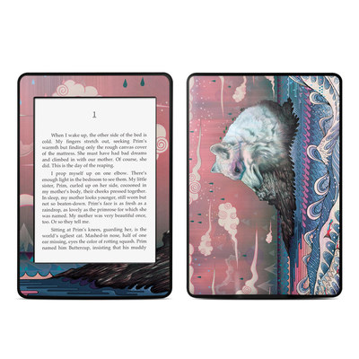 Amazon Kindle Paperwhite Skin - Lone Wolf