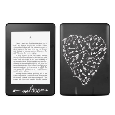 Amazon Kindle Paperwhite Skin - Love Me Not