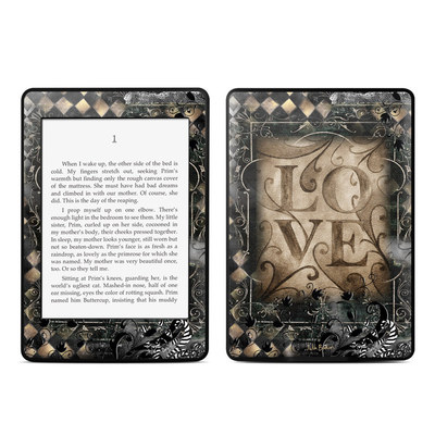 Amazon Kindle Paperwhite Skin - Love's Embrace