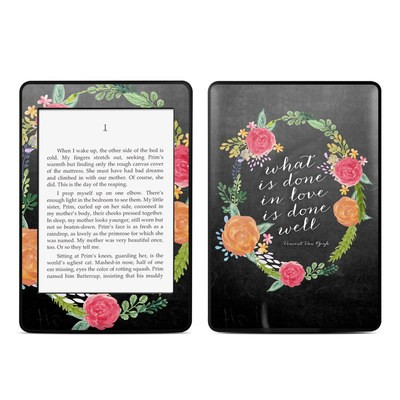 Amazon Kindle Paperwhite Skin - Love Done Well