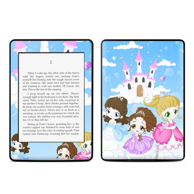Amazon Kindle Paperwhite Skin - Little Princesses