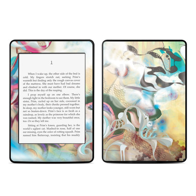 Amazon Kindle Paperwhite Skin - Lucidigraff