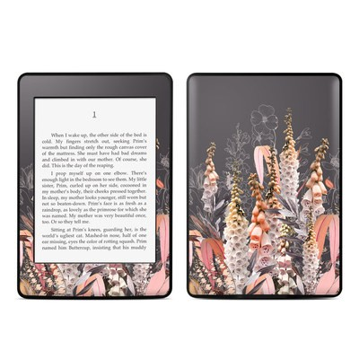 Amazon Kindle Paperwhite Skin - Lupines Chocolate