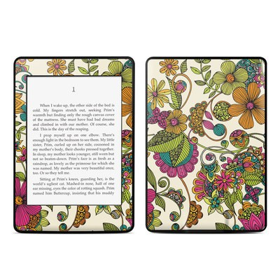 Amazon Kindle Paperwhite Skin - Maia Flowers
