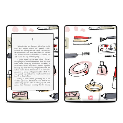 Amazon Kindle Paperwhite Skin - Makeup