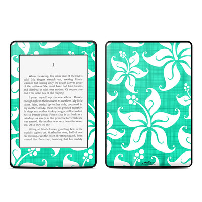 Amazon Kindle Paperwhite Skin - Mea Aloha