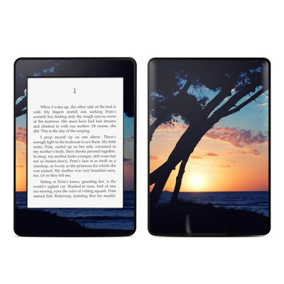Amazon Kindle Paperwhite Skin - Mallorca Sunrise