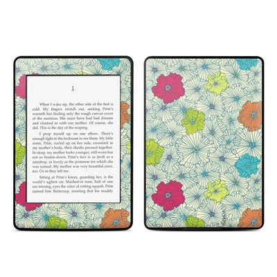 Amazon Kindle Paperwhite Skin - May Flowers